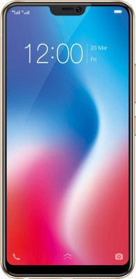 VIVO V9 (Gold, 64 GB)(4 GB RAM)