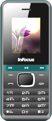 InFocus Hero Play M1(Black & Green)