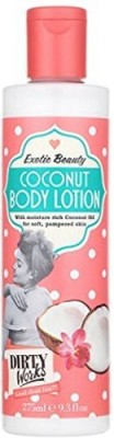 Dirty Works Coconut Body Lotion(275.03 ml)
