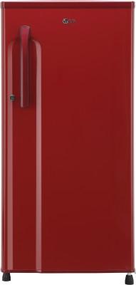 LG 188 L Direct Cool Single Door 2 Star Refrigerator Peppy Red, GL B191KPRW LG Refrigerators