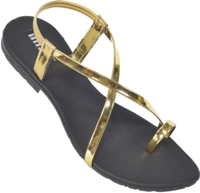 imac Women gold Flats