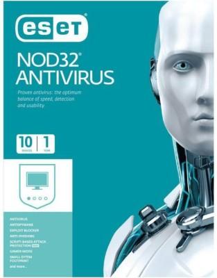 ESET NOD32 Antivirus 2017 (10PC / 1Year) Latest Version Antivirus ESET NOD32 Antivirus 2017 (10PC / 1Year) Latest Version