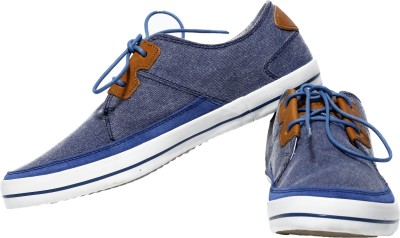 Woodland Sneakers For Men(Blue)