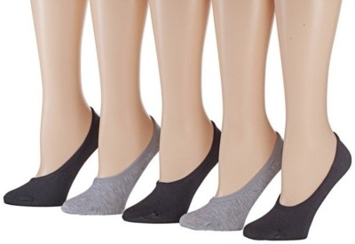 Tahiro Women Peds/Footie/No-Show, Low Cut, Peds/Footie/No-Show(Pack of 5) at flipkart