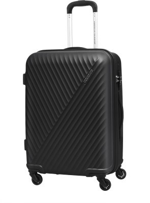 American Tourister Skyrock Check-in Luggage - 26 inch(Black)