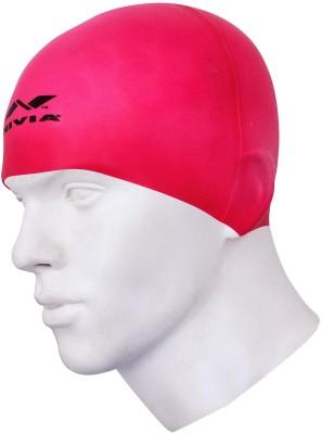Nivia SWIMMING CAPS Swimming Cap Pink, Pack of 1