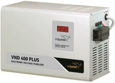 V Guard VND 400 Plus for Ac Upto 1.5 Ton  150V   285V  Voltage Stabilizer