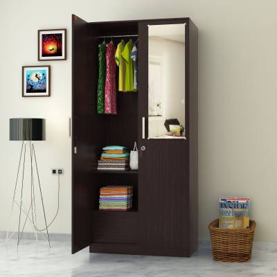 Wardrobes by Perfecthome - Just ₹6,299 With & Without Mirror