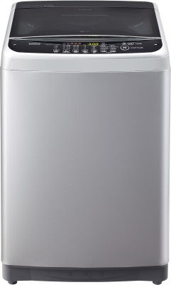 LG 6.5 kg Inverter Fully Automatic Top Load Silver T7581NEDL1 LG Washing Machines