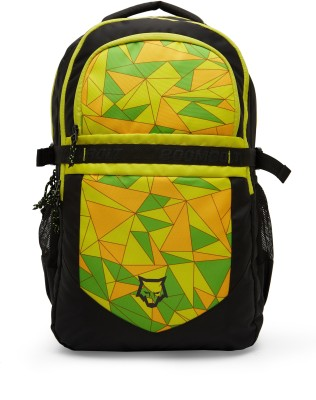 10% OFF on Boombolt AXLE GREEN 32 L Laptop Backpack(Green 2a3bbf8abd6