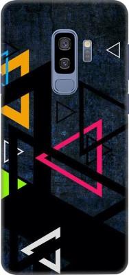 OBOkart Back Cover for Samsung Galaxy S9 Plus, Samsung Galaxy S9(Multicolor, Waterproof)