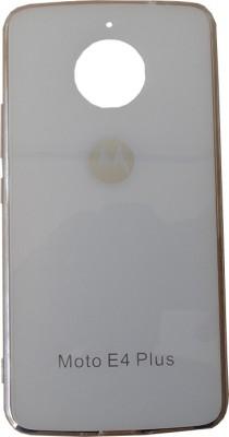 nwt Back Cover for Motorola Moto E4 Plus(White, Hard Case)