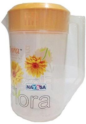 NAYASA 2400 L Water Nayasa Cool It Jug Plastic Jug 2500 ml  1 Pc  Jug Porcelain NAYASA Jugs