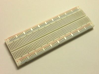 2p 2x400 pts solderless breadboard w 75 pcs jumper wire