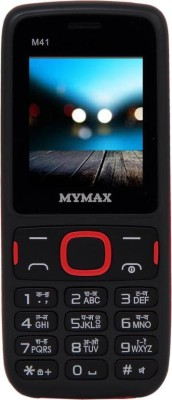 Mymax M41(Black & Red)