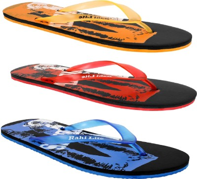 Vocabulary Multicolor Flip Flops