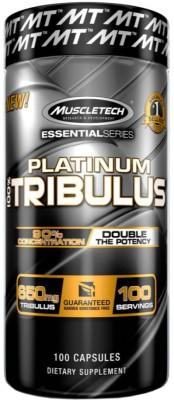 Muscletech Essential Series Platinum 100% Tribulus(100 No)