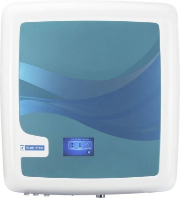 Blue Star Blue Star Edge 6 RO + UV Water Purifier(white and blue)
