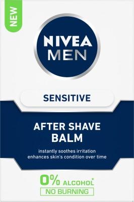 Nivea Sensitive After Shave Balm, 100 ml
