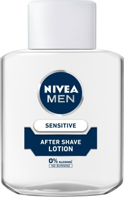 Nivea Men Sensitive After Shave Lotion - 100 ml