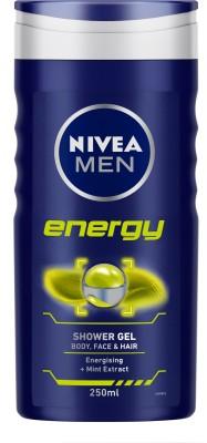 Nivea Men Energy Shower Gel(250 ml)