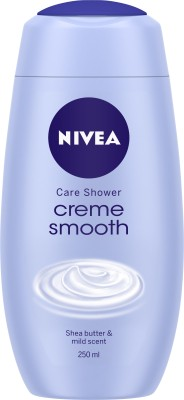 Nivea Creme Smooth Care Shower Gel(250 ml)
