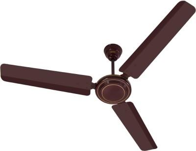 Usha Sonata Brown 1200 3 Blade Ceiling Fan(Rich Brown)