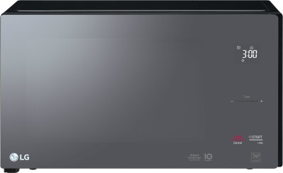 LG 42 L Inverter Solo Microwave Oven(MS4295DIS, Black)