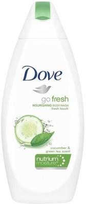 Dove Go Fresh Nutrium Moisture Cucumber & Green Tea Scent(500 ml)