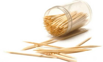 Krishna Bamboo tooth picks(5 cm, Pack of 200)