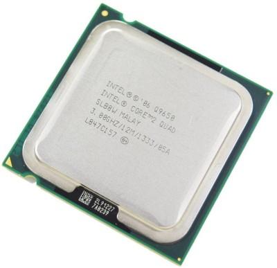 Intel 3.5 GHz LGA 775 Q9650 Processor(Silver)
