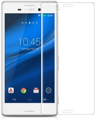 SRT Tempered Glass Guard for Sony Xperia M4 Aqua(Pack of 1)