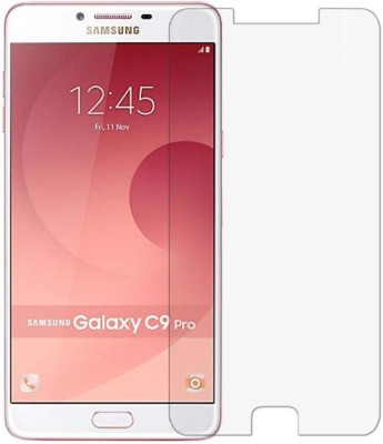 Power Tempered Glass Guard for Samsung Galaxy C9 Pro