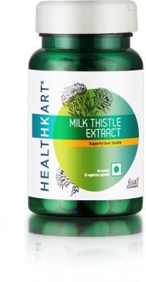 Healthkart Milk Thistle Supplement (60 Capsules)