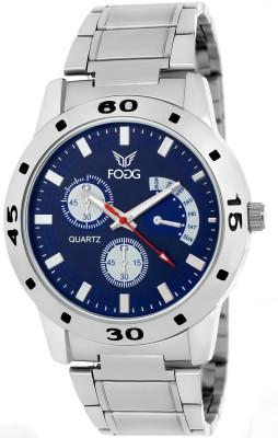 Fogg 2002-BL-CK MODISH Hybrid Watch  - For Men