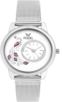 Fogg 4031-WH  Analog Watch For Unisex