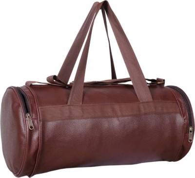 IshMa Medium Gym Bag Brown