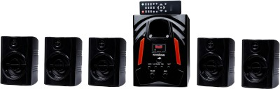 KRISONS Jazz 5.1 Home Cinema(USB, Bluetooth, FM, AUX)