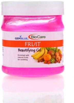 BIOCARE Fruit Beautifying Gel, 500ml. 500 ml BIOCARE Moisturizer