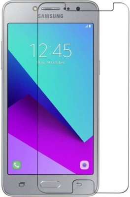 EASYBIZZ Tempered Glass Guard for Samsung Galaxy J2 Ace(Pack of 1)