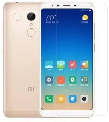 Zootkart Tempered Glass Guard for Mi Redmi 5(Pack of 1)