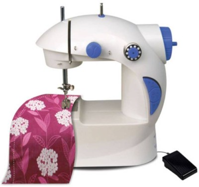 Mezire Mini 4 in 1 Electric Sewing Machine Electric Sewing Machine  ( Built-in Stitches 45) Electric Sewing Machine( Built-in Stitches 1)