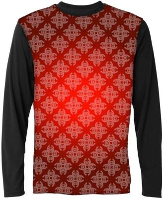 83b4049765 22% OFF on Snoogg Printed Men s Round Neck Multicolor T-Shirt on Flipkart