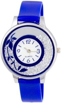 909b06299 TWiT New Diamond Movable Flour Glass Analogue Watch For Girls & Women Watch  - For Girls