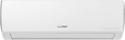 Lloyd 1.5 Ton 3 Star BEE Rating 2017 Inverter AC  - White(LS18I36FI, Copper Condenser)