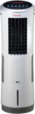 Butterfly 12 L Room/Personal Air Cooler(White, Eco-Smart)
