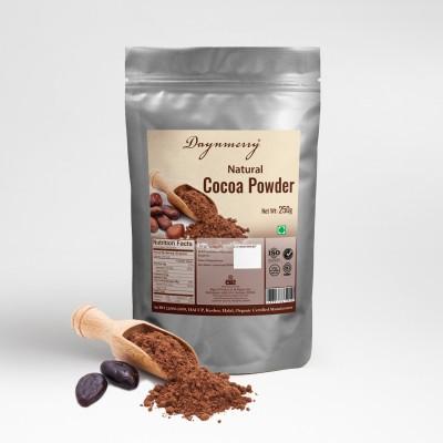 Daynmerry Natural Cocoa Powder -250 gm Cocoa Powder(250 g)