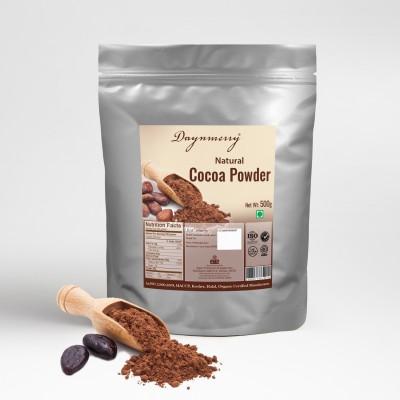 Daynmerry Natural Cocoa Powder Cocoa Powder(500 g)