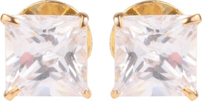 ceb6a281d0e 74% OFF on Beunew Party Wear Designer Gold Plated Zircon Alloy Stud Earring