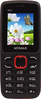 Mymax M44(Black & Red)